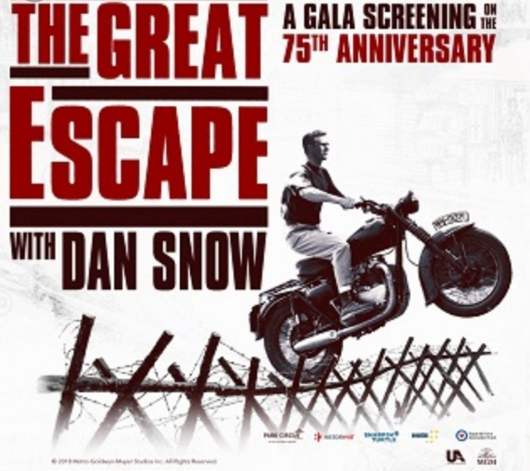 The Great Escape – 75th Anniversary
